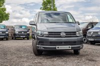 USED 2018 68 VOLKSWAGEN TRANSPORTER T30 TDI HIGHLINE SWB DSG  (AUTO) GEARBOX 150 BLUEMOTION EURO 6 Electric Folding Mirrors, Sat Nav (Discovery Media) and Ply-Lined