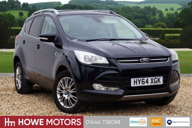 2014 64 FORD KUGA 2.0 TITANIUM TDCI 5d 160 BHP SYNC BLUUTOOTH WITH VOICE CONTROL 17