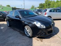 USED 2012 62 ALFA ROMEO GIULIETTA 2.0 JTDM-2 LUSSO S/S 5d 140 BHP SERVICE HISTORY