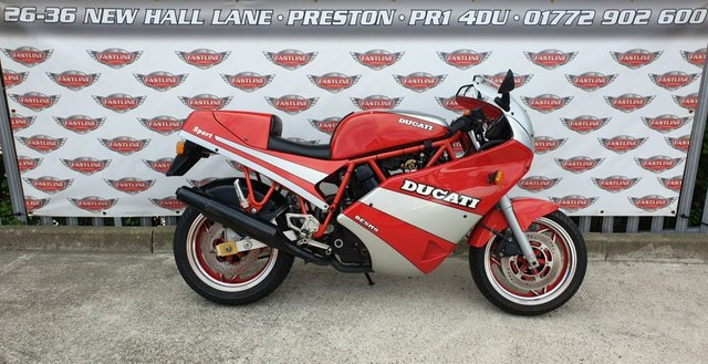 View our DUCATI 750