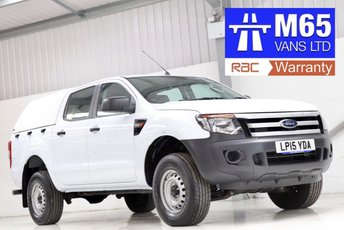 2015 FORD RANGER 2.2 XL 4X4 C/C TDCI 1d 148 BHP £11950.00