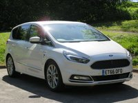 USED 2017 66 FORD S-MAX 2.0 VIGNALE TDCI 5d 177 BHP UNBELIEVABLE SPEC. LIST
