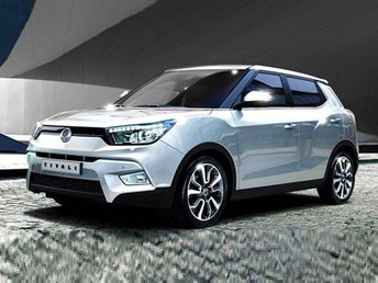 2019 SSANGYONG TIVOLI  1.6 ULTIMATE  £20495.00