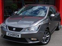 2015 SEAT IBIZA 1.2 TSI I-TECH 3d 105 BHP £6243.00