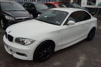 2009 BMW 1 SERIES 2.0 120D M SPORT 2d 175 BHP £6299.00