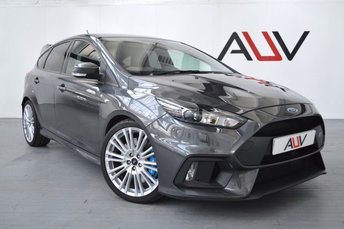 2018 FORD FOCUS 2.3 RS 5d 346 BHP £27950.00