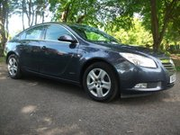 2010 VAUXHALL INSIGNIA 1.8 EXCLUSIV 5d 138 BHP FREE 6 MONTHS WARRANTY  £3499.00