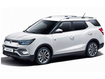 2019 SSANGYONG TIVOLI XLV 1.6 DIESEL ULTIMATE AUTOMATIC £21995.00