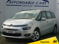 USED 2016 65 CITROEN C4 GRAND PICASSO 1.6 BLUEHDI VTR PLUS 5d 118 BHP