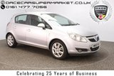 USED 2010 10 VAUXHALL CORSA 1.2 SE 5DR HALF LEATHER SEATS 83 BHP HEATED HALF LEATHER SEATS + CRUISE CONTROL + MULTI FUNCTION WHEEL + AIR CONDITIONING + RADIO/CD/AUX + ELECTRIC WINDOWS + ELECTRIC MIRRORS + 16 INCH ALLOY WHEELS