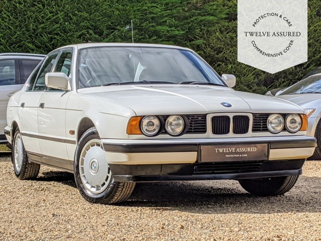 USED 1989 F BMW 5 SERIES 2.0 520I 4d AUTO 129 BHP