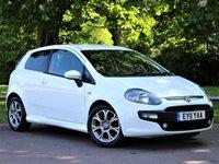 USED 2011 11 FIAT PUNTO EVO 1.4 MULTIAIR GP 3d 105 BHP £76 PCM With £399 Deposit