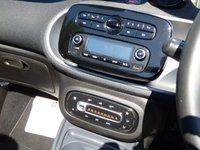 USED 2016 16 SMART FORTWO CABRIO 1.0 PASSION 2d AUTO 71 BHP