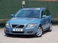 2009 VOLVO V50 1.8 S 5d 124 BHP £3770.00