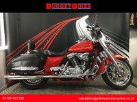 2006 HARLEY-DAVIDSON CVO FLHRSEI Screamin Eagle Road King CVO 1800cc ESPFI  £10490.00