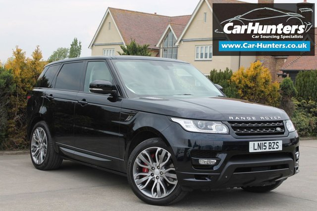 2015 15 LAND ROVER RANGE ROVER SPORT 3.0 SDV6 AUTOBIOGRAPHY DYNAMIC 5d AUTO 306 BHP
