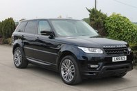 USED 2015 15 LAND ROVER RANGE ROVER SPORT 3.0 SDV6 AUTOBIOGRAPHY DYNAMIC 5d AUTO 306 BHP