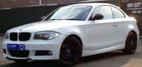 USED 2013 13 BMW 1 SERIES 2.0 120D SPORT PLUS EDITION 2d  ****** Stunning Sport Plus Edition Coupe ******