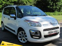 USED 2015 64 CITROEN C3 PICASSO 1.6 PICASSO SELECTION HDI 5d 91 BHP FANTASTIC LOW MILEAGE FAMILY CAR