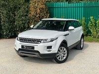 USED 2014 64 LAND ROVER RANGE ROVER EVOQUE 2.2 SD4 PURE 5d AUTO 190 BHP PANORAMIC SUNROOF PANORAMIC SUNROOF