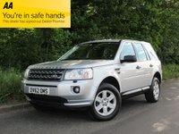 2012 LAND ROVER FREELANDER 2.2 TD4 GS 5d 150 BHP £13750.00