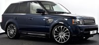 """USED 2012 12 LAND ROVER RANGE ROVER SPORT 3.0 SD V6 HSE 4X4 5dr Auto [8] Digital TV, Reverse Cam, 22""""s"""