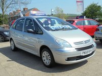 USED 2008 58 CITROEN XSARA PICASSO 1.6 PICASSO DESIRE HDI 5d 89 BHP *EXCELLENT THROUGHOUT*
