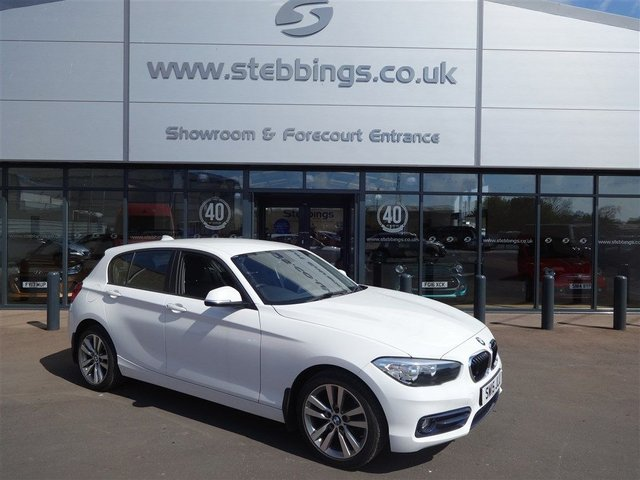 2015 15 BMW 1 SERIES 1.6 118I SPORT 5d 134 BHP