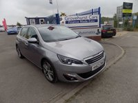 USED 2013 63 PEUGEOT 308 1.6 E-HDI ALLURE 5d 114 BHP