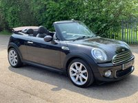 USED 2013 13 MINI CONVERTIBLE 1.6 COOPER D HIGHGATE 2d 110 BHP ( 1 Former Owner )