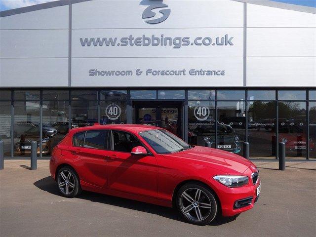 2016 16 BMW 1 SERIES 1.5 118I SPORT 5d 134 BHP