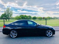 USED 2014 64 BMW 3 SERIES 2.0 318D SPORT 4d 141 BHP