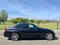 USED 2015 65 BMW 3 SERIES 2.0 320D M SPORT 4d AUTO 188 BHP
