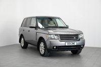2011 LAND ROVER RANGE ROVER 4.4 TDV8 VOGUE 5d AUTO 313 BHP £12981.00