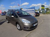 USED 2011 11 CITROEN C4 GRAND PICASSO 1.6 VTR PLUS HDI 5d 110 BHP