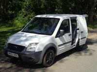 USED 2012 62 FORD TRANSIT CONNECT 1.8 T220 LR DCB 1d 74 BHP SWB 5 SEATS