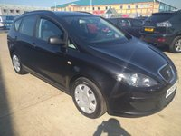 2009 SEAT ALTEA XL 1.6 REFERENCE 5d 102 BHP £1495.00
