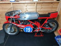 USED 1971 YAMAHA YAMSEL 350 Road Racer An iconic 70s race machine