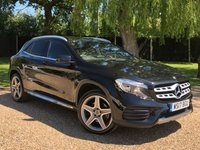 USED 2017 17 MERCEDES-BENZ GLA-CLASS 2.1 GLA 220 D 4MATIC AMG LINE 5d AUTO 174 BHP FANTASTIC LOOKING CAR, GREAT SPEC