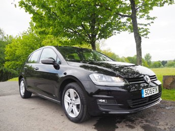 2015 VOLKSWAGEN GOLF 2.0 MATCH TDI BLUEMOTION TECHNOLOGY 5d 148 BHP £9395.00