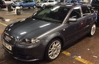 USED 2006 56 AUDI A3 2.0 T FSI S LINE SPECIAL LINE 5d 200 BHP FULL HEATED LEATHER 18