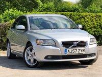 2007 VOLVO S40 2.0 SE D 4d 135 BHP £3795.00