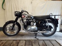 USED 1961 BSA GOLD FLASH 650cc Classic Roadster Superb, restored BSA Gold Flash