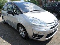 USED 2013 13 CITROEN C4 PICASSO 1.6 PLATINUM EGS E-HDI 5d AUTO 110 BHP