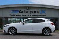 USED 2016 16 MAZDA 3 2.0 SPORT NAV 5d 118 BHP LOW DEPOSIT OR NO DEPOSIT FINANCE AVAILABLE