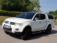 2012 MITSUBISHI L200 2.5 DI-D 4X4 BARBARIAN LB DCB 1d 175 BHP £SOLD