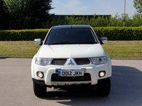 USED 2012 12 MITSUBISHI L200 2.5 DI-D 4X4 BARBARIAN LB DCB 1d 175 BHP