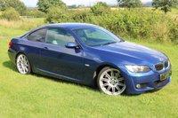 USED 2008 58 BMW 3 SERIES 3.0 325I M SPORT 2d AUTO 215 BHP