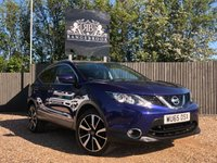 USED 2015 65 NISSAN QASHQAI 1.5 DCI TEKNA 5dr 1 Year Parts & Labour Warranty