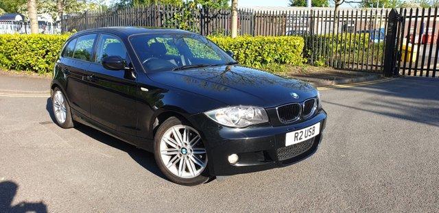 2009 BMW 1 SERIES 2.0 116D M SPORT 5d 114 BHP